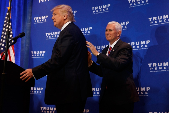 Trump, Pence to Campaign in Traditionally Blue Minnesota