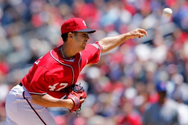 Nats Drop Series Finale to Cubs in Bizarre Fashion