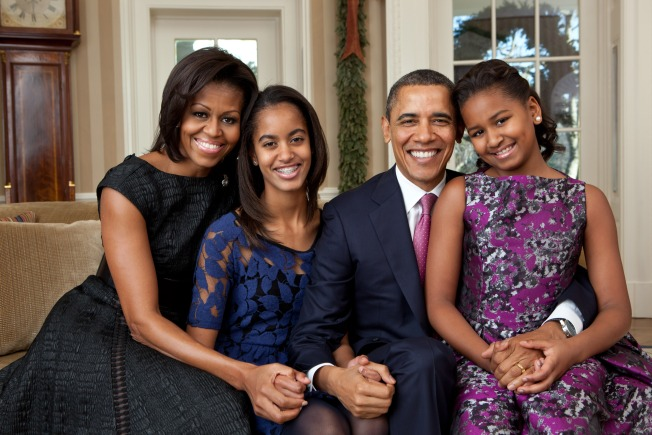 President Obama: It's Important That Sasha and Malia's Dad Is a Feminist