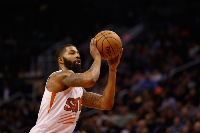 Phoenix Suns' Forward Markieff Morris Traded to Washington Wizards