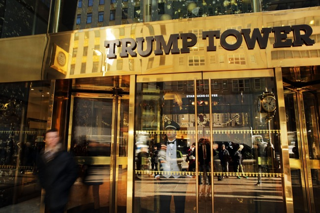 Secret Service Vacates Command Post in Trump Tower for New 'More Cost Effective' Space