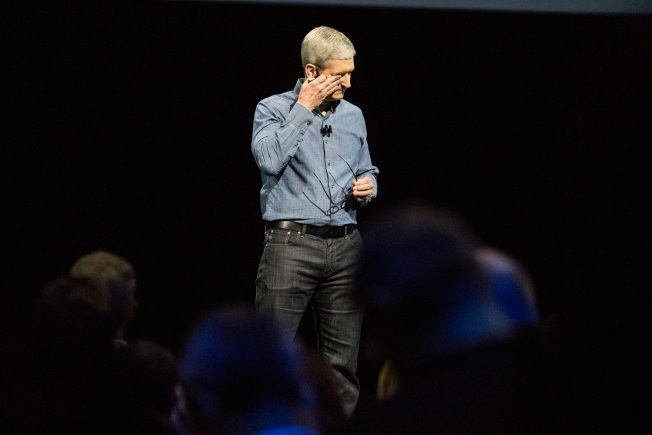 Apple CEO Tears Up Over 'Unconscionable' Shooting