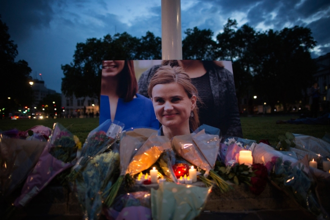 Jury Convicts White Supremacist of Murdering UK Lawmaker Jo Cox