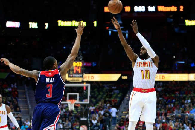 Wizards Fall to Hawks 116-98 in Game 3
