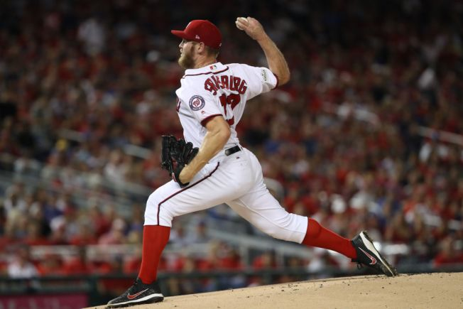 Nats Lose to Cubs 3-0 in Playoff Game 1