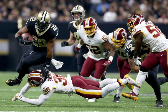 Redskins blow a 15-point lead over Saints in under 3 minutes