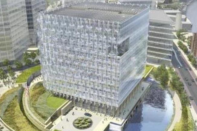 New U.S. Embassy Will Be Futuristic Fortress