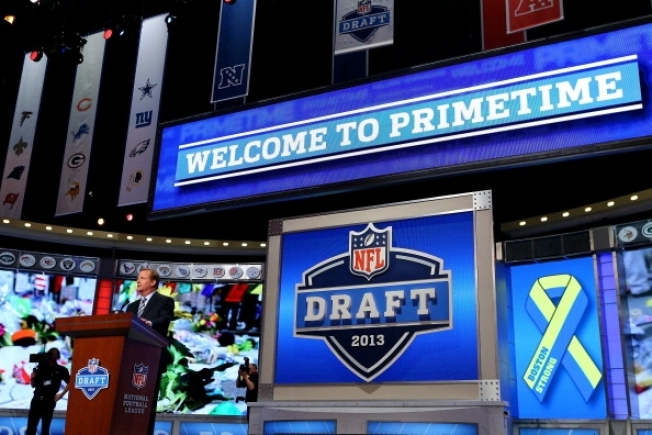 'Skins Make 5 Selections on NFL Draft's Final Day