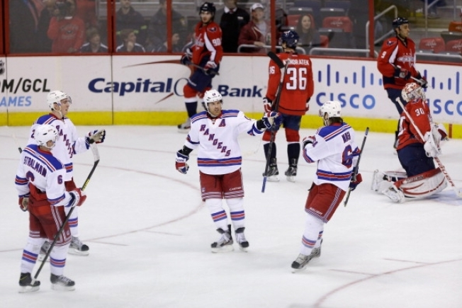Penalties Cost Caps in 4-1 Loss to Rangers