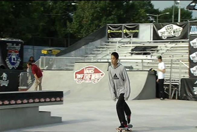 Skate Park Opens This Weekend in D.C.