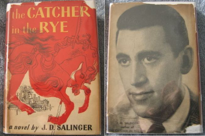 Classic J.D. Salinger Portrait at Smithsonian