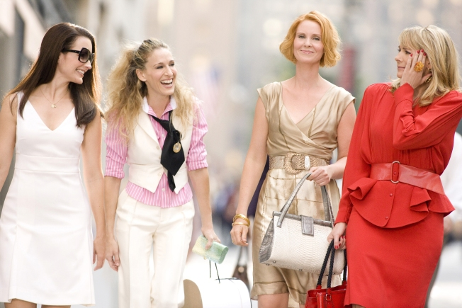"Let the ""Sex and the City"" Shopping Blitz Begin"