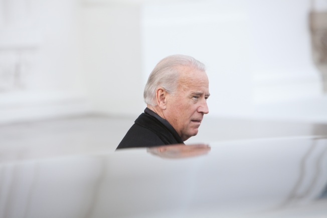 Biden Dishes It Out at DC Homeless Shelter