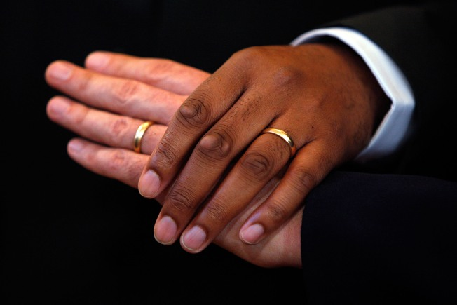 Gay Marriage Opponents Still Submitting Signatures in Maryland