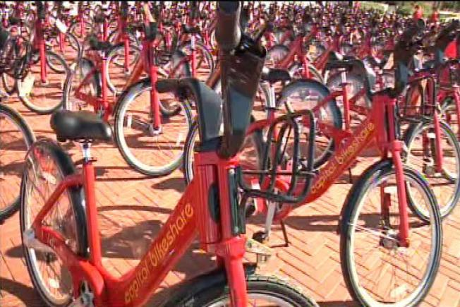 Bikeshare Rolling Out in Montgomery County