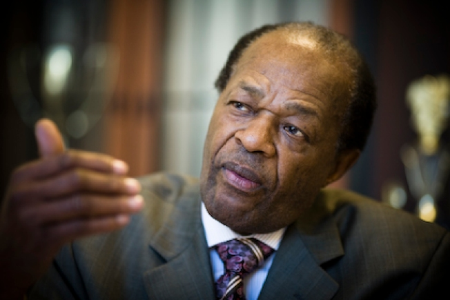Marion Barry Released From Hospital After 8 Days