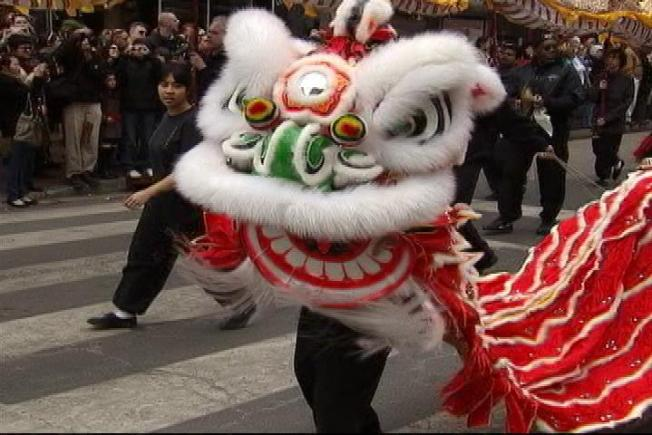 Chinese New Year Celebrations in D.C.