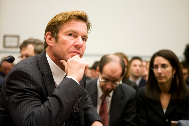 Dennis Quaid Brings His Medical Mistakes Battle to DC