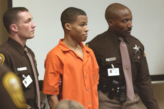 Virginia appeals re-sentencing ruling for DC sniper Malvo