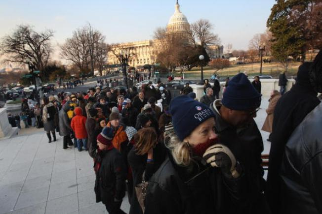 Craigslist, eBay Pledge to Shut Down Inaugural Ticket Scalpers