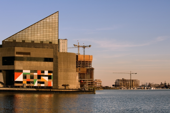 Baltimore's Inner Harbor To Host Arts Fest
