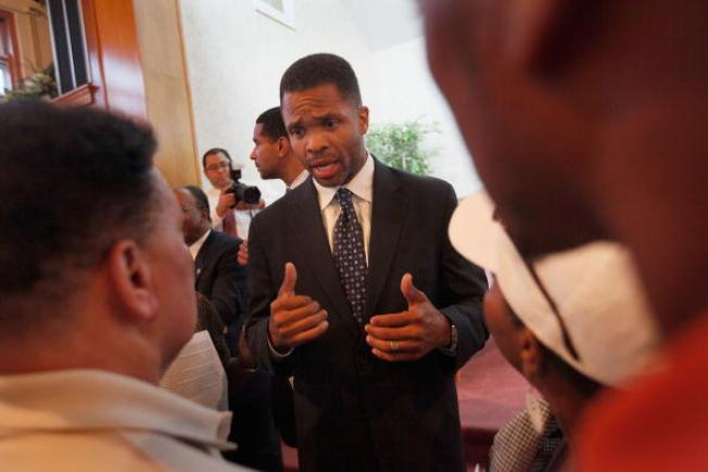 Former Ill. Rep. Jesse Jackson Jr. to Be Sentenced