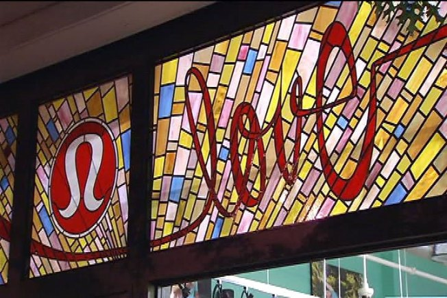 Lululemon Store Re-Opens With Love