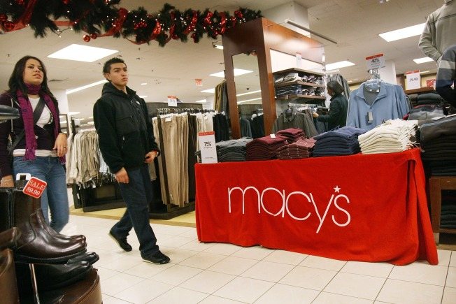 Macy's to Offer 108 Straight Hours of Holiday Shopping