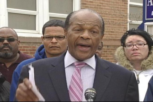 Councilmember Marion Barry Twags on Twitter