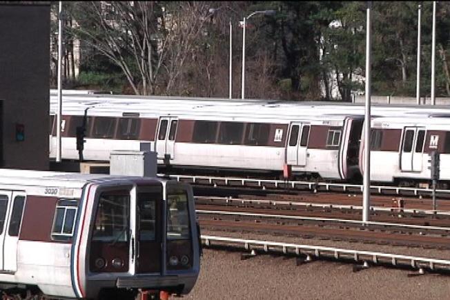 3 Rail Cars Damaged Beyond Repair After Metro Crash