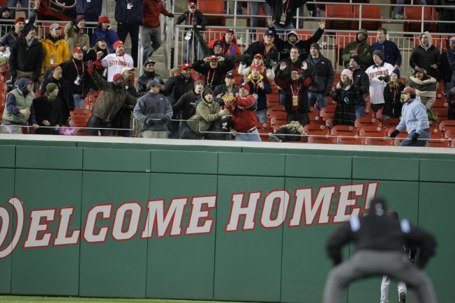 You're Welcome: Final Cost for Nationals Park to be $693M