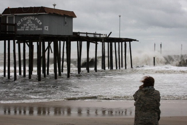 OC Mayor: Pier Damaged by Storm to be Rebuilt