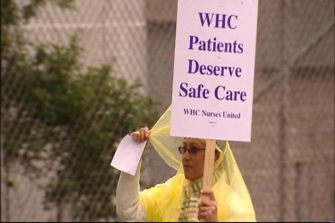 Washington Hospital Center Nurses Vote to Strike