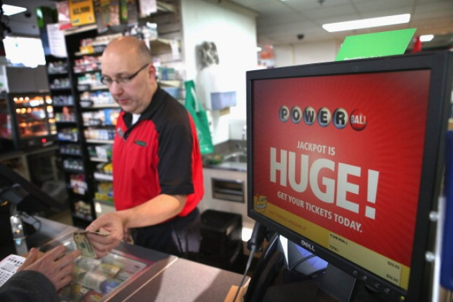 Virginia Woman Wins $2 Million Powerball Prize