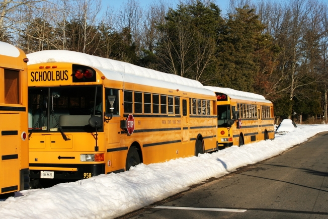 "D.C.-Area Schools Face Snow Day ""Deficit"""