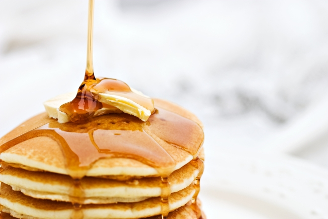 Tuesday: Also Known as Free Pancakes Day