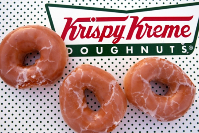 Krispy Kreme Fights Back