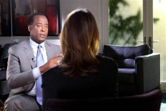 Conrad Murray Tells Why He Didn't Call 911