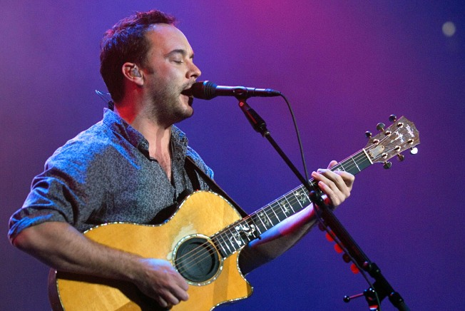 Dave Matthews Band To Headline 'A Concert For Charlottesville'