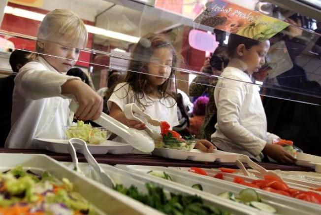 Getting Students to Eat Their Veggies