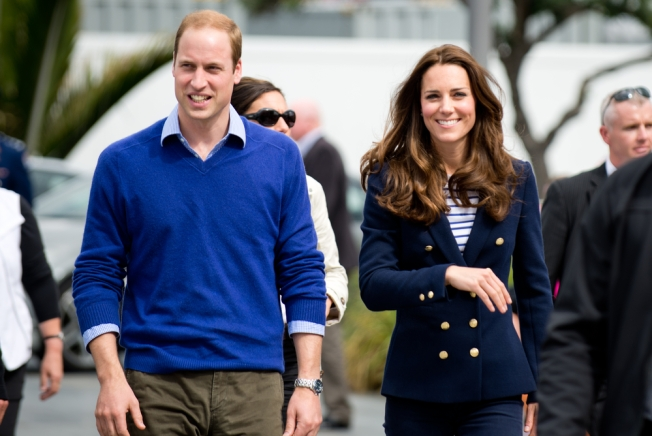 Prince William to Visit D.C. -- Without Kate