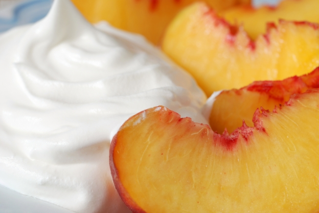 Peaches-and-Cream Day: It's a Thing