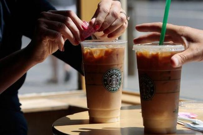 Group Wants People to Stop Packing Heat at Starbucks