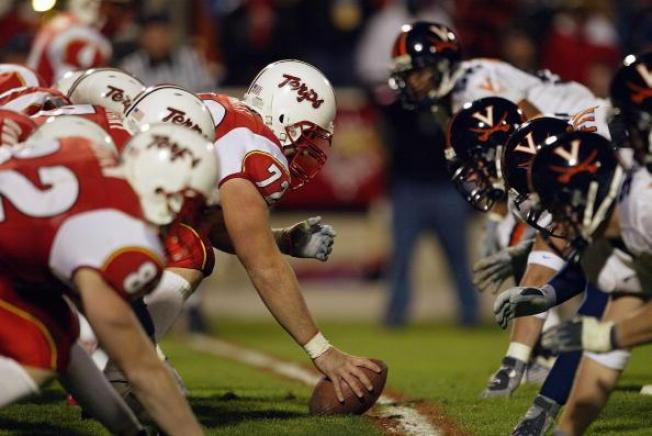 A Good Old Fashioned Maryland-Virginia Grudge Match