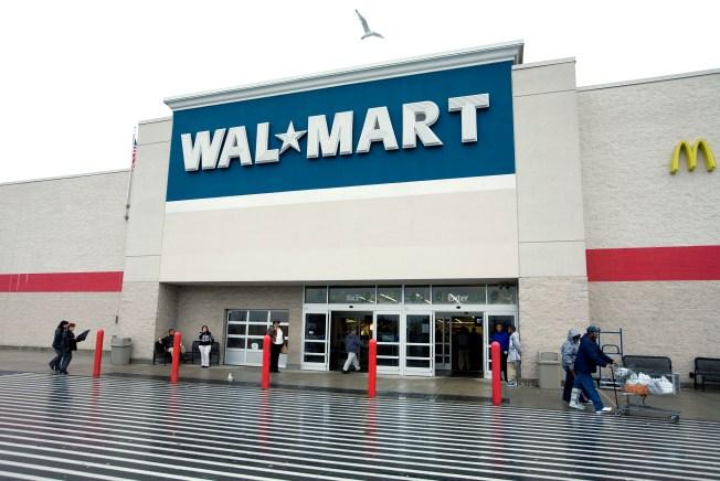 Wal-Mart Sets Sights on Civil War Battlefield