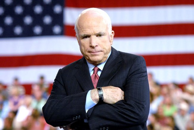 McCain: I Won't Vote for Stimulus as it Stands Now