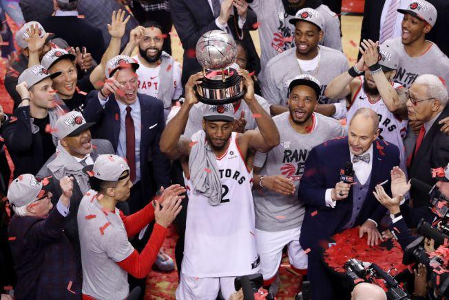 NBA Finals are Set: Reigning Warriors vs Newcomer Raptors