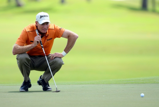 Sleepy Golfer Disqualified from PGA Tournament