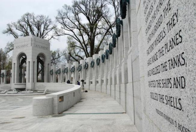 "WWII, Korean Vets Granted ""Wish"" to Visit DC Monuments"