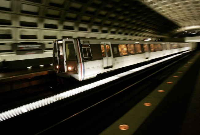 Metro Train Almost Struck Safety Inspector